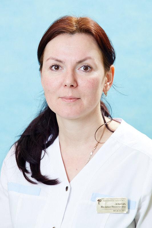 Лобода Наталья Николаевна
