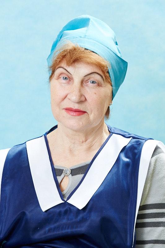 Крайнюкова Вера Петровна