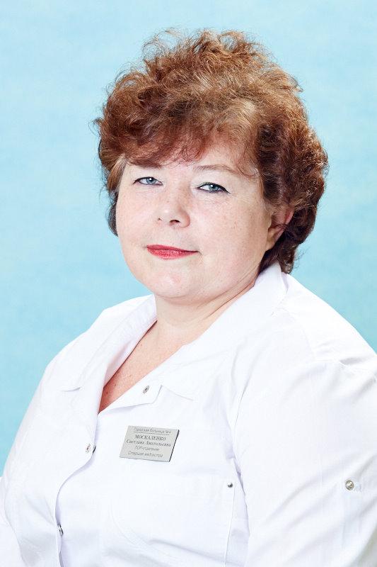Москаленко Светлана Анатольевна