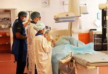 Высокие рентгенэндоваскулярные технологии