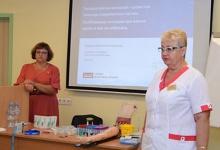 Обучение медсестер