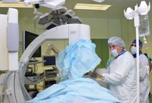 Урологическая показательная операция прошла на базе ГБ №4